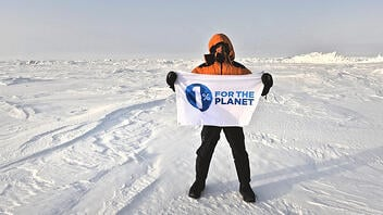 One percent for the planet expedition