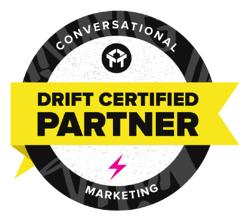Innovation Visual accredited Drift Partner logo