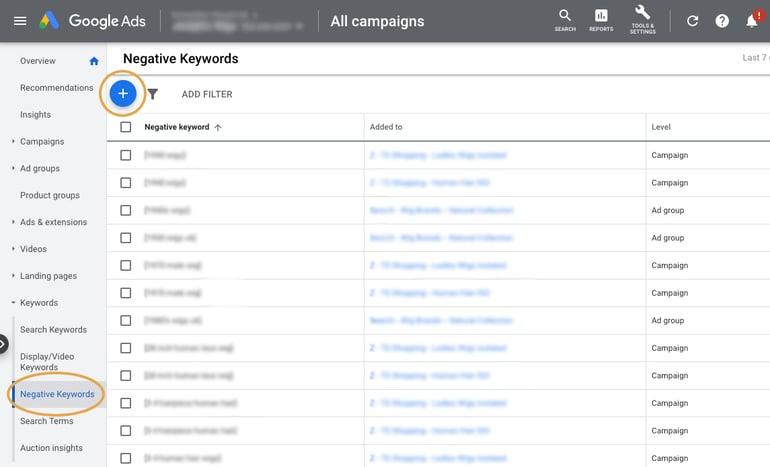 Adding-Negative-Keywords-to-Google-Ads-Account-Screenshot-Example