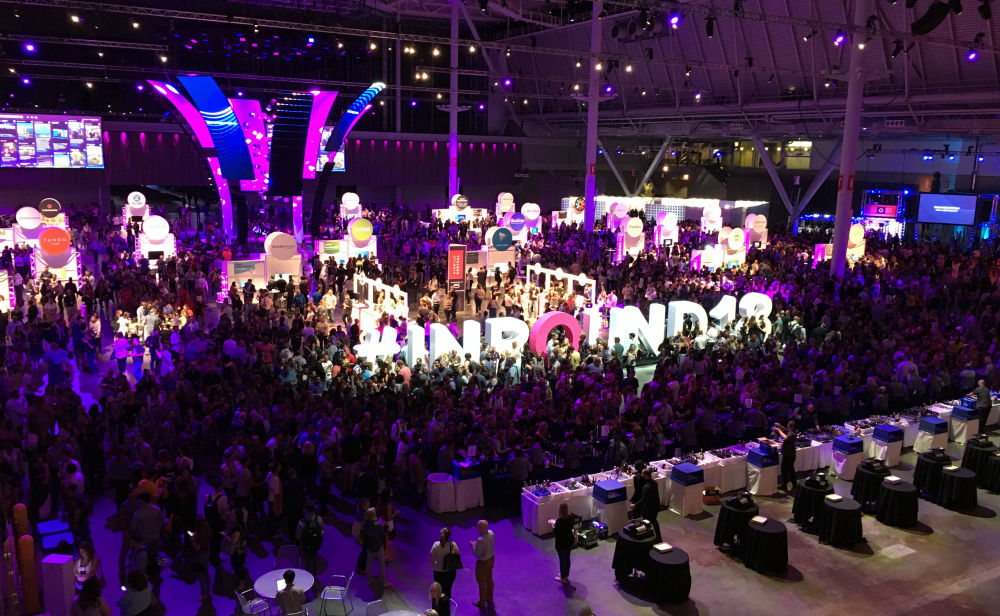 INBOUND 2018 Welcome Party