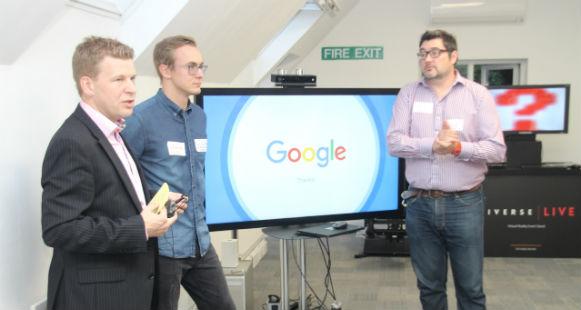 tim introduces google partners