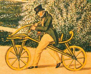 Image of Karl Von Drais