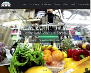 Brooklands Centre website home page