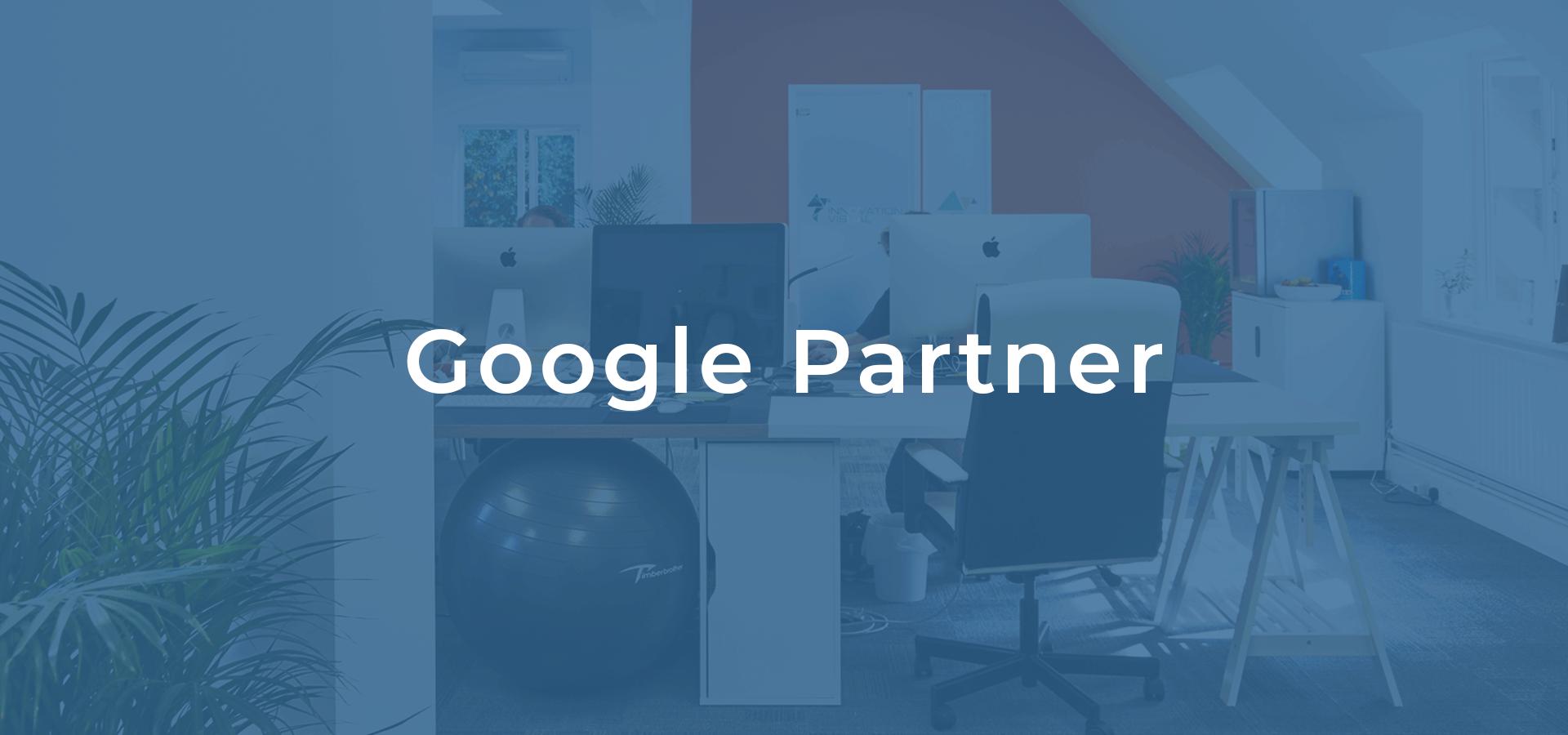 Innovation Visual Google Parnter