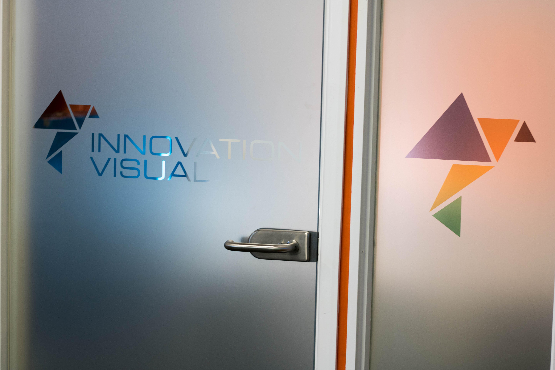 Innovation Visual meeting room