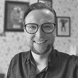 Innovation Visual Digital Marketing Team Member Adam Duff