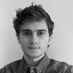 Innovation Visual Digital Marketing Team Member Oliver Burns