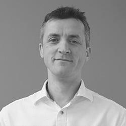 Innovation Visual Digital Marketing Team Member Pete Hibbard