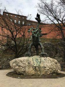 Wawel Dragon Krakow