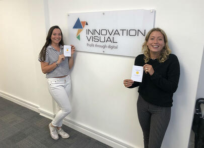 bee and grace and their adwords fundamentals certificates