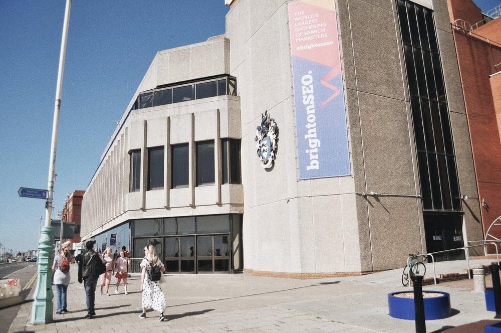 Brighton Centre - BrightonSEO venue