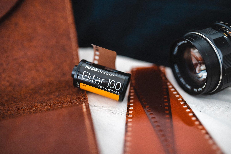 branded negative film
