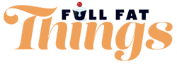 Innovation Visual Full Fat Things partner logo
