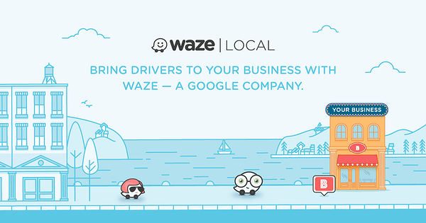 Waze Local advertising