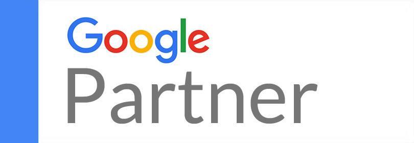 Innovation Visual accredited Google Partner logo