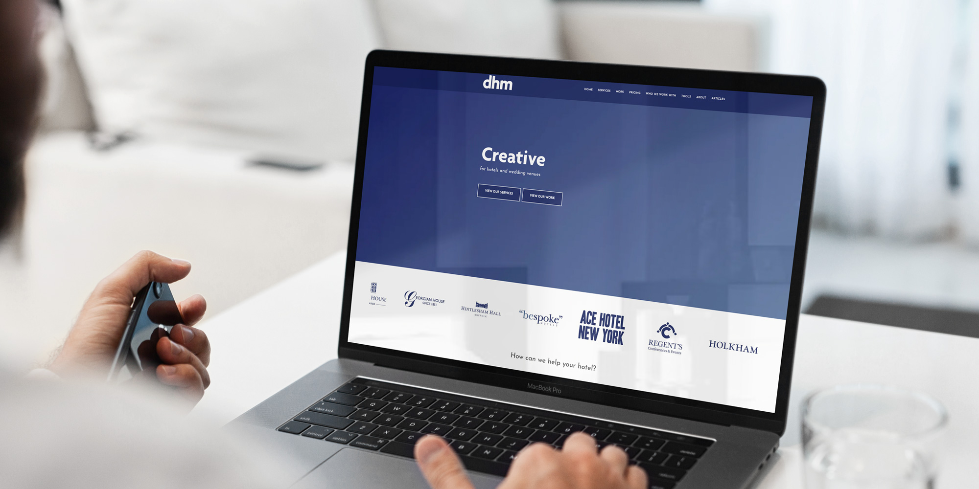 Innovation-Visual-Client-DHM-Website-built-for-conversion-Banner
