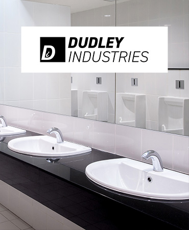 Innovation Visual Client Dudley Industries' Logo on image