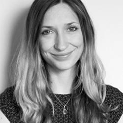 Innovation Visual Digital Marketing Team Member Miriam Gooch