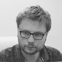 Innovation Visual Digital Marketing Team Member Oktawiusz Skrzek