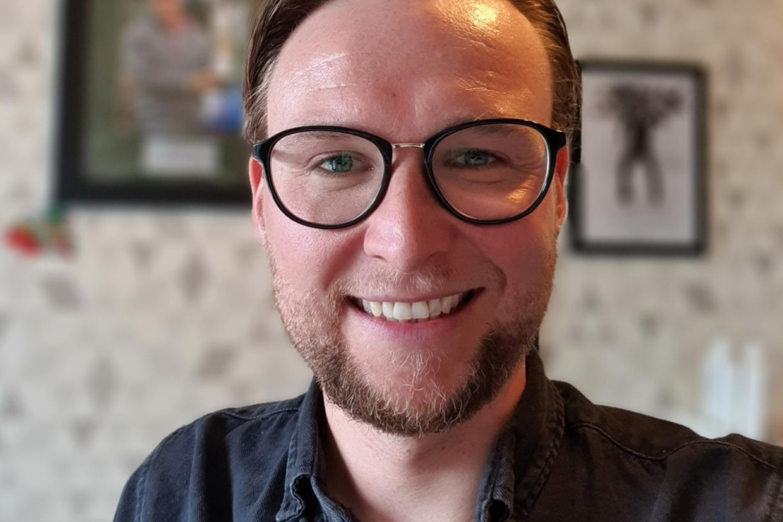 Adam Duff, Innovation Visual Digital Marketing Team Member