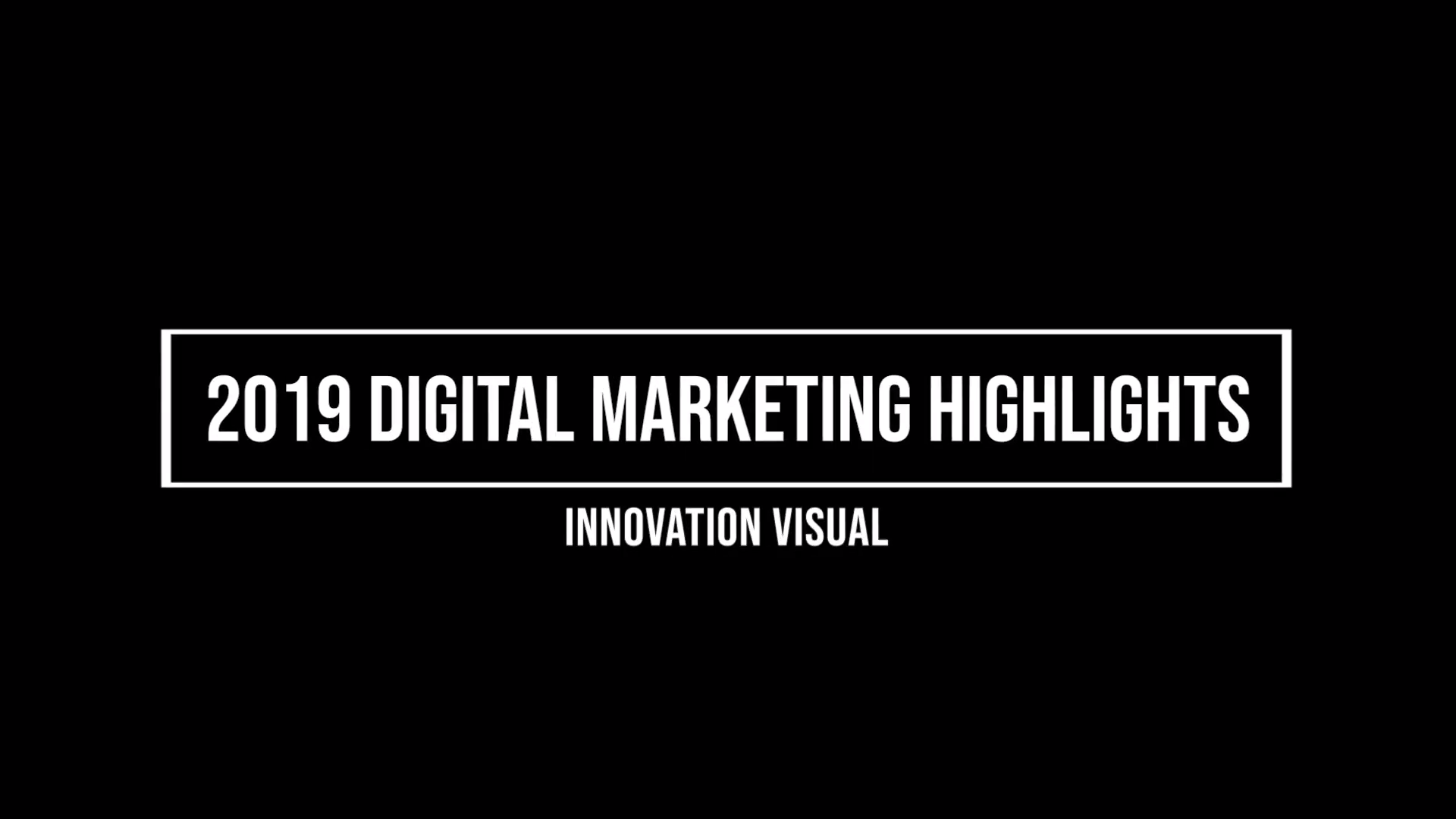 digital marketing highlights