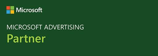 Innovation Visual accredited Microsoft Advertising Partner logo